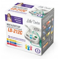 Ингалятор Little Doctor LD-212C (белый)