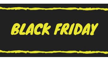 Главная распродажа года! Black Friday
