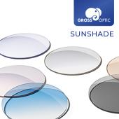 Фотохромная линза SunShade 1.55 HMC GrossOptic