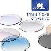 Фотохромные линзы Transition XTRActive
