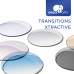 Фотохромные линзы Transition XTRActive