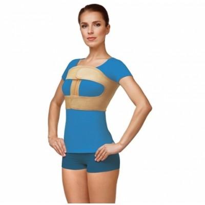 Бандаж фиксирующий по линии груди женский Польза (0217)