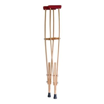 """Костыли опорные деревянные для взрослых арт.743 """"Аверсус"""""""