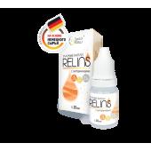 Капли для глаз Relins с витаминами
